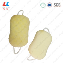 Foam bathing absorbent body sponge