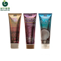 200ml cosmetic plastic tube for body lotion packaging
