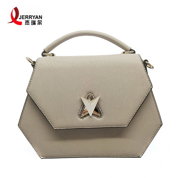 Fancy Ladies Clutch Purses White Crossbody Bags