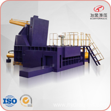 Hydraulic Scrap Rebar Shavings Compactor Press Machinery