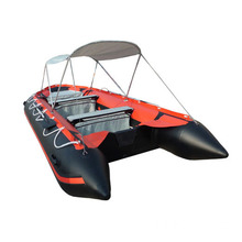 carbonfiber rubbing strake inflatable boats