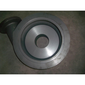 Pelaburan Precision Casting Stainless Steel Pump Body Parts