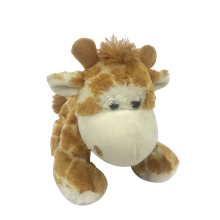 Crouching Plush Giraffe Toy