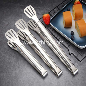 Stainless Steel Three-line Tongs