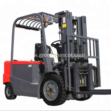 THOR 3500kg Electric Compact Pallet Truck