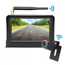 Vehicle Security System Anti-dhizaini Wireless cam