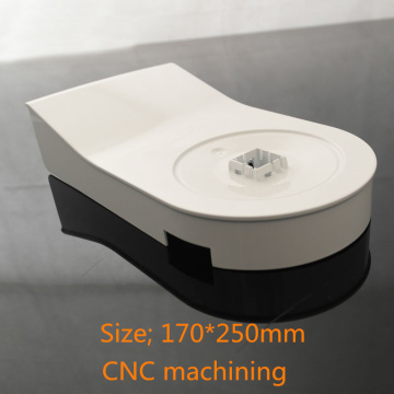 Rapid prototyping cnc machining 3D printing plastic parts