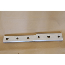 Arema standard fish plate compromised joint bar
