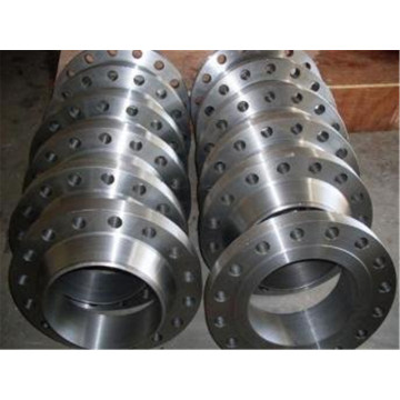 Alloy steel welding neck RF flange