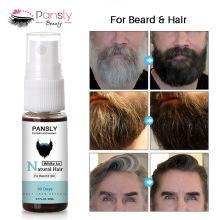 New Beard hair spray beard growth oil for gentleman trun your beard and hair to black color Shaping Tool Beard care products