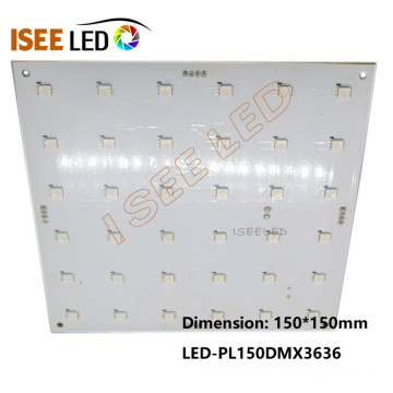 DMX 512 RGB LED Panel Dynamic Light