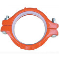 Ductile Iron Grooved Fittings Rigid Coupling