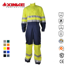 Bawełniana poliester Blue Wear Rough Workwear