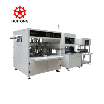 automatic cup mask forming making machine