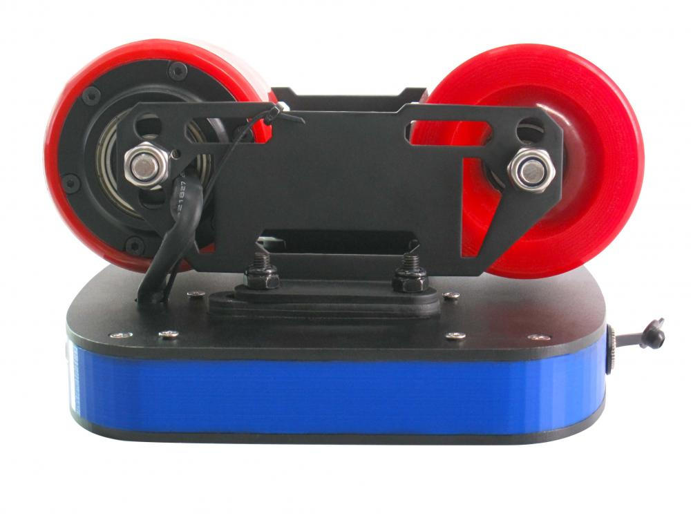 Blue Mini SUV  Electric Skateboard