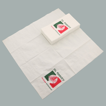 Personalized Table Napkins Paper