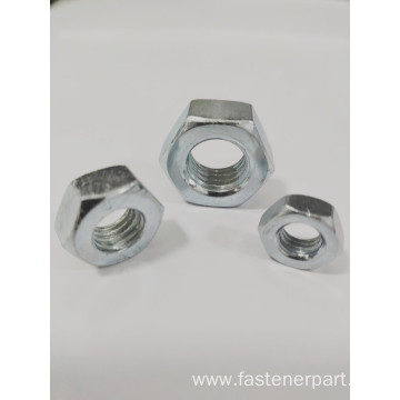 Different Type Thin Hexagon Nut For Sale