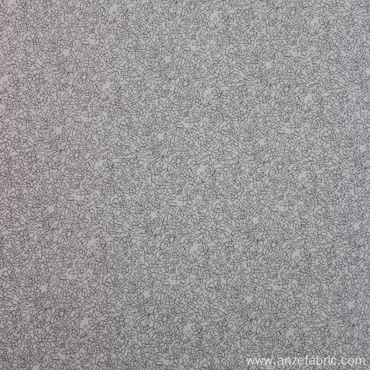 certified factory nhl print cotton poplin fabric