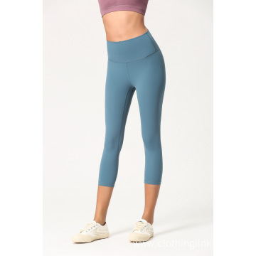 3/4 Long pantalon yoga ren