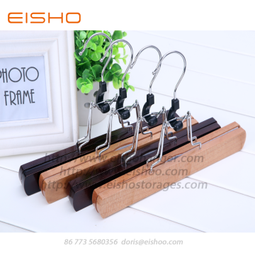 EISHO EISHO Wooden Pants Hanger For Closet
