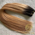 Cheap machine weft hair extensions