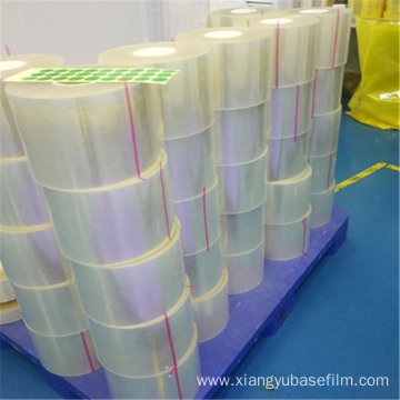 Customized Double Sided Polyester Releasing PET Liner Film