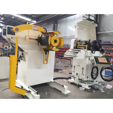 Coil Straightener Feeder For Press Stamping Line