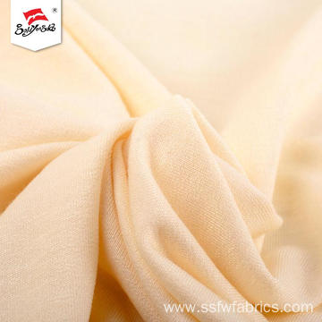 Stretch Knitted Weft Fabric for Garment
