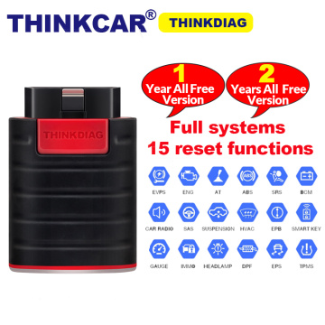 Thinkdiag Free-Years Software Configuration Diagnostic Tool All Car Brands All Maintenance softwares Free 1 or 2 years THINKDIAG