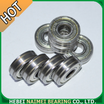 Bearings 608 ZZ 2RS With Double Grooves