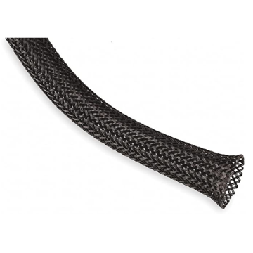 Flexible Abrasion Resistant Cable Nylon Sleeve