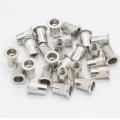95Pcs and 300Pcs Stainless Steel Rivet Nut Rivnut Insert Nutsert KIT M3 M4 M5 M6 M8 M10 for Rivet Nut Gun Riveting Riveter Tool
