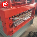 Glazed  tile double layer roll forming machine