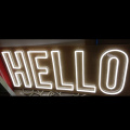 PERSONALIZED SIGN LED NEON LETTERS