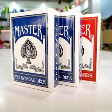 Custom Casino Poker Printed Plastic Game Cards