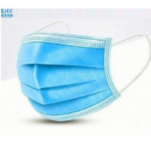 Disposable Earloop Surgery Medical 3 layer Face mask