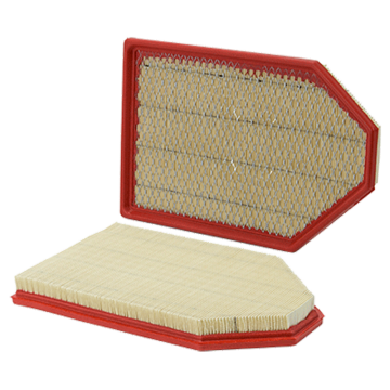 Dodge Challeng PU Frame Air Filter