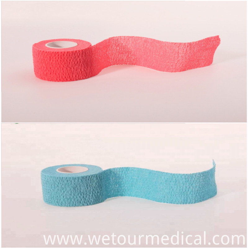 Medical Cotton Sports Elastic Bandage