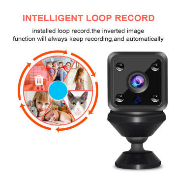 New 1080p mini wifi video camera