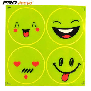 HI-VIZ fashion safety stickers With high quality