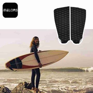 Melors Surfboard Stomp Pad Surfboard Traction Skimboard Grip