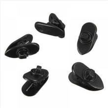 5PCS Collar Clips for Headphone Cable Earphone Cable Wire Fine Nip Clamp MP3 MP4 Holder Mount Collar