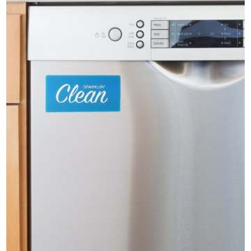 Reversible Dishwasher Kitchen Clean Dirty Magnet