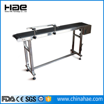 Stainless Steel Electric Motor Mobile Conveyor Belt
