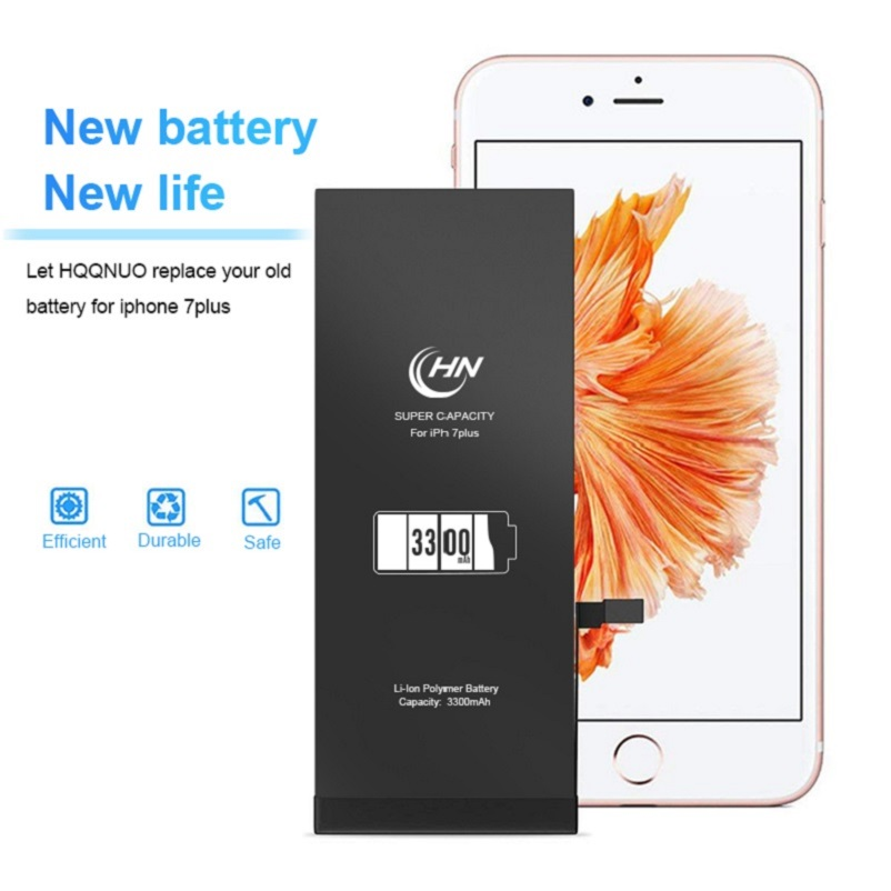 high capacity iphone 7 plus battery