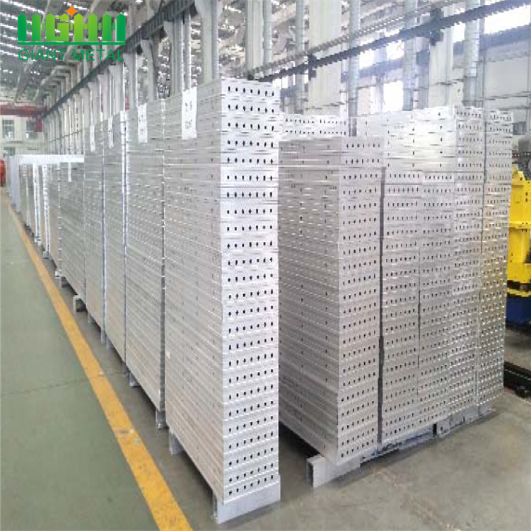 High Efficiency Pouring 6061-T6 Aluminium Formwork System