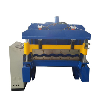 Glazed Tile Metal Roofing Forming Making Machine