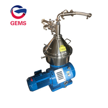 Automatic 3 Phase Industrial Milk Cream Separators
