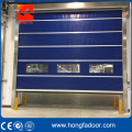 Safety Light Curtain Access Control High Speed Door