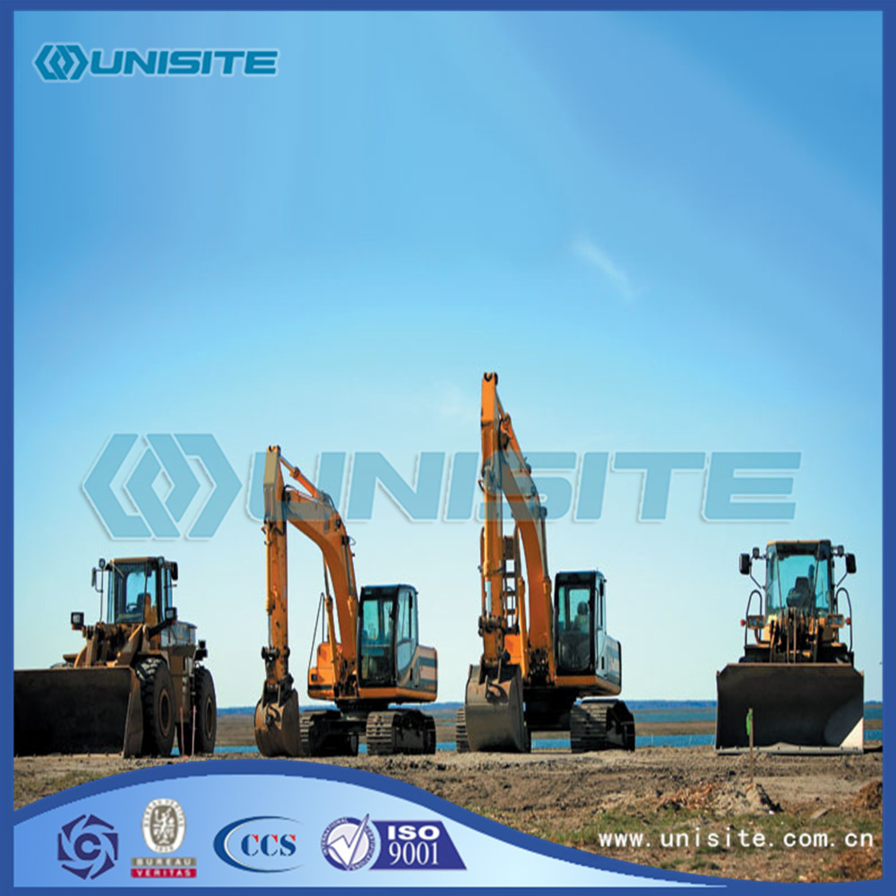 Construction machinery parts type